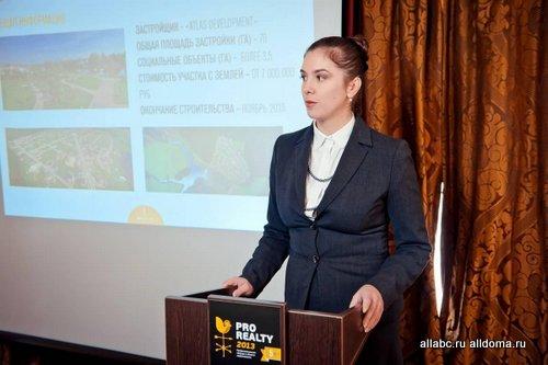 Экспертный совет премии PRORealty 2013 выбрал коттеджный посёлок «Никольские Озёра» в качестве одного из трех финалистов