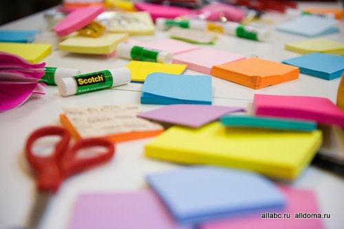 Компания 3М дарит тысячу идей для дизайна и декорирования в «Городе творчества» - c 13 по  15 сентября, Экспоцентр (Москва).