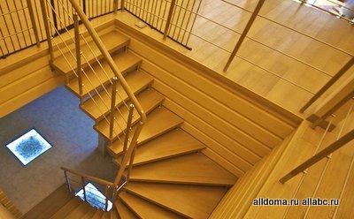 Деревянное домостроение в промышленном варианте