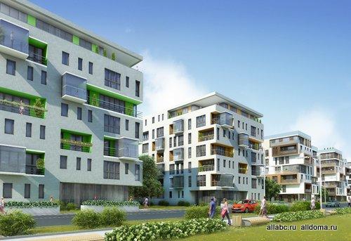 В «Загородном Квартале» стартовали продажи квартир в новых корпусах!