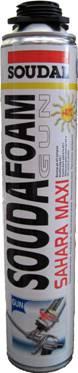 «летняя формула» пены Soudafoam Maxi, Maxi Sahara