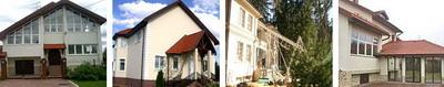 Строительство деревянных домов и загородных коттеджей