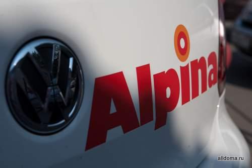 О всех акциях и событиях компании Вы можете узнать на нашем сайте: www.alpina-farben.ru