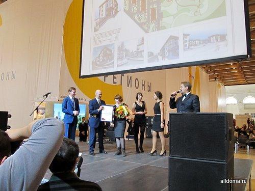 Победителями третьего конкурса на лучший архитектурный проект «Дом XXI века» и второго градостроительного конкурса стали архитекторы из Новосибирска.